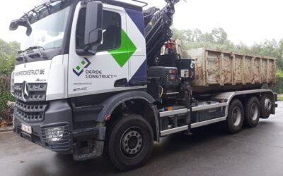Derde Construct zoekt vrachtwagenchauffeur >