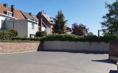 Rénovation toiture-parking Résidence Mijlbeek (Exclusief Beheer – Alost)