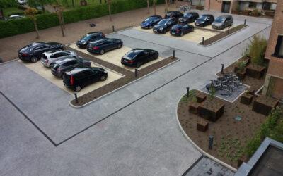 Rénovation totale toiture-parking Résidence Canadesenhof (Van Wynsberghe – Bruges)