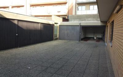 Renovatie parkeerdak van Residentie Church Hill (Knokke)