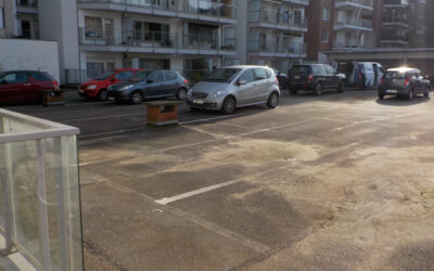 Rénovation toiture-parking Résidence Erasmus-Bredero (Gand)