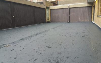 Rénovation toiture-parking Résidence Church Hill (Dirk Willemyns – Knokke)