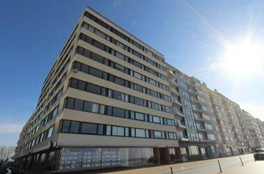 Rénovation de la toiture-terrasse du penthouse Residence Marana (Mariakerke-Ostend)